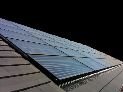 Optifix In Roof - Sunoptimo